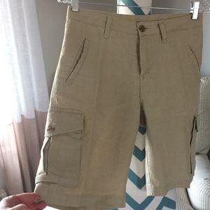 Boston proper cargo shorts